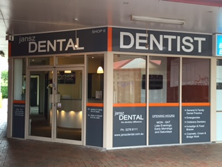 Sherwood Dentist