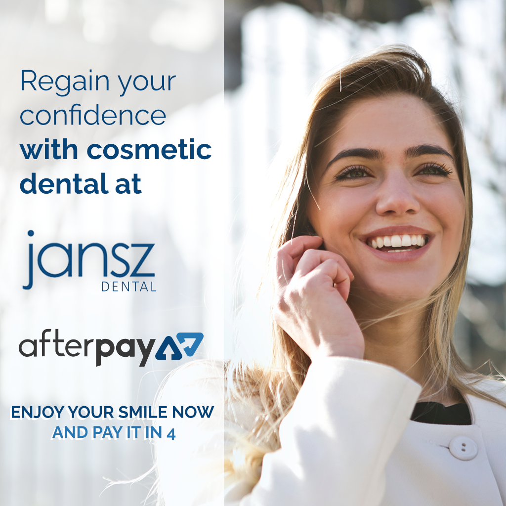 Afterpay cosmetic dental image