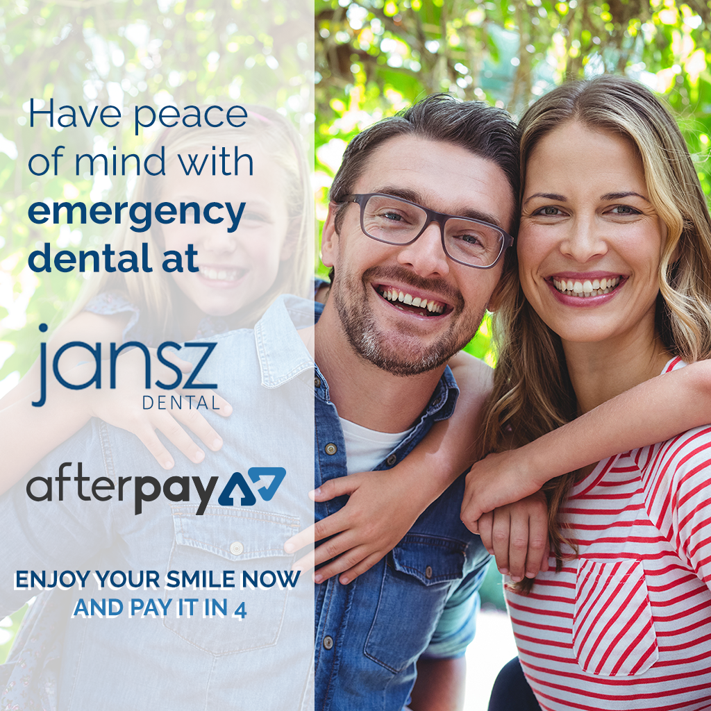 Afterpay emergency dental image